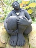Made of Love by Tati Dennehy, Sculpture, Fired Clay