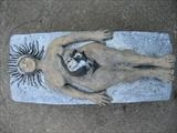 Part Of Her Died But The Body Remained Warm For Some Time by Tati Dennehy, Sculpture, Fired Clay